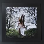 Madama Butterfly | 109x109 | Hahnemühle print | Alluminium dibond frame