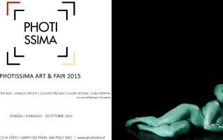 Photissima art & fair Venezia 2015