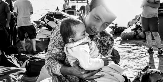 Humanity Crew Lesvos 201618