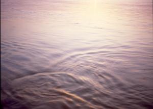 Gange_sunset