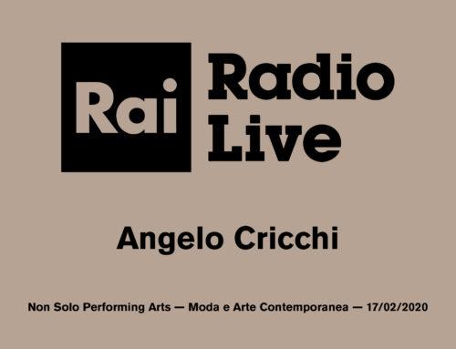 Rai Radio Live | NON SOLO PERFORMING ARTS | 2020