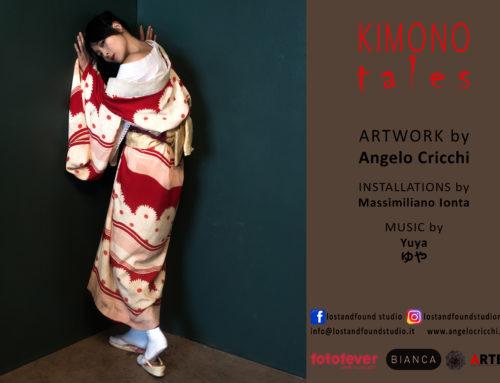 KIMONOTALES | Angelo Cricchi | Fotofever | Novembre 2018 | Carrousel du Louvre – Paris
