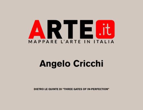 Arte.it | LAND ART SULLA VIA FRANCIGENA – PARLA IL CURATORE E ARTISTA ANGELO CRICCHI | 2018